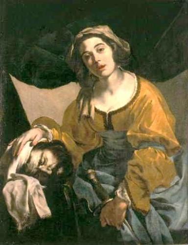 1640 Cavallino, Bernardo (1616 - 1656), Judith avec la tête d'Holoherne,.jpg
