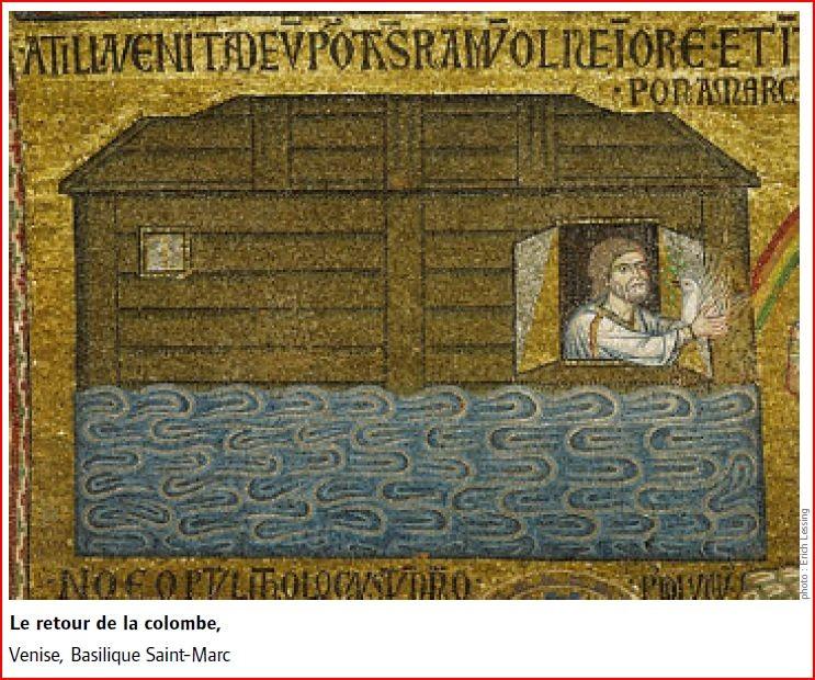 L 39 arche de noe art et bible for Tableau de l arche de noe