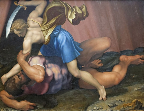 David_and_Goliath_by_Daniele_da_Volterra_(Louvre_INV_566)_verso_02.jpg