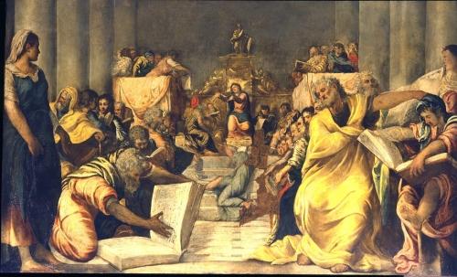 TINTORETTO-Gesù-tra-i-dottori-Milamo-veneranda-fabbrica-del-duomo.jpg