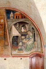 Mazzaforte Giovanni di Corraduccio - sec. XV - Santa Marta in cucina.jpg