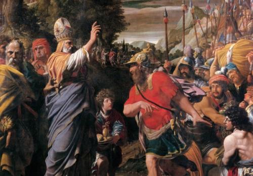Peinture de Leonello Spada ou Lionello Spada (1576-1622), 1600-1605 . Huile sur toile . Bologna, Pinacoteca Nazionale.jpg