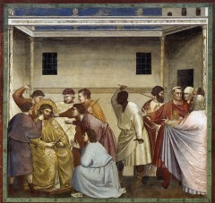 Arena Chapel - Flagellation Mocking Christ Pilate.jpg