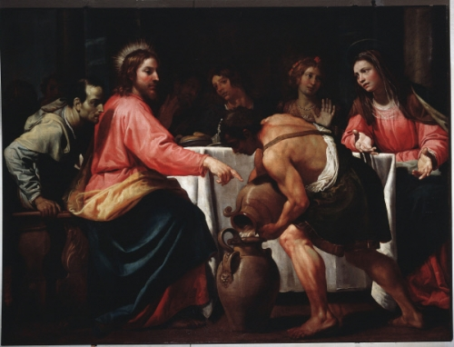 Bernardo Strozzi (1581-1644) 17eme siecle Collection privee.jpg