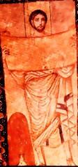 03 DOURA EUROPOS MOISE LISANT LA LOI EX 24 07  Art Bible.net.jpg