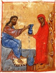 2 Jesus_and_the_Samaritan_woman_(Jruchi_Gospels_II_MSS,_Georgia,_12th_cent.).jpg