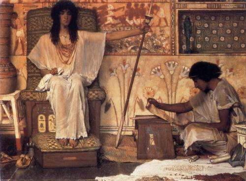 Alma tadema joseph-overseer-of-pharaoh-s-graneries-1874.jpg