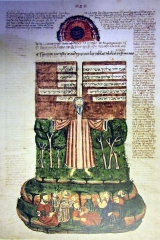 Don Torah bible Albe 1422 castillan medieval.JPG