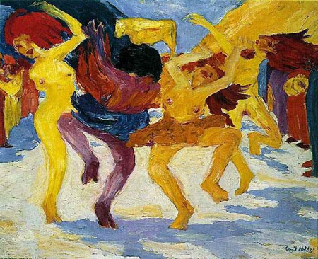 20 NOLDE DANCE AROUND THE GOLDEN CALF MUSEUMS.jpg