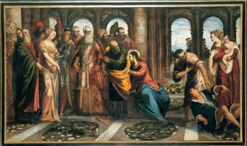 e TINTORETTO (1518-1594), (Le Tintoret). Collezione Monti. Museo Diocesano di Milano.jpg