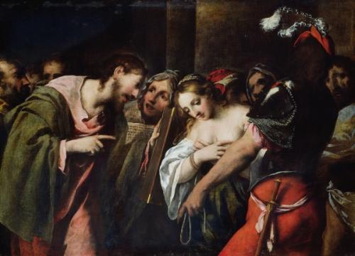 Pietro (Pietro Muttoni) (1605-78); Musee de la Chartreuse, Douai,.jpg