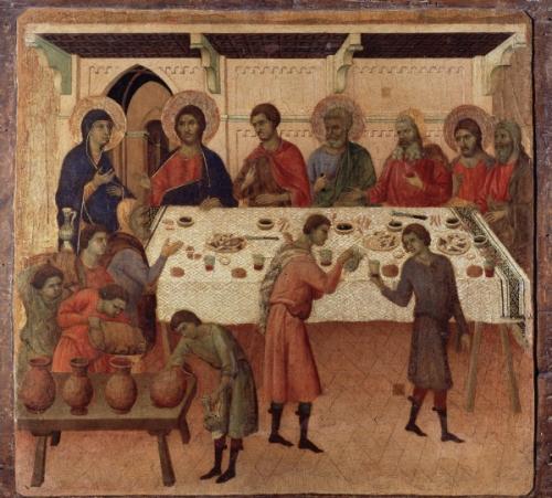Duccio di Buoninsegna (1255-1319), 1308-1311 Dim 43x45,5 cm Tempera sur bois a fond d'or Museo dell'Opera del Duomo, Siena.jpg