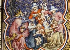 Petrus Comestor Bible historiale 1372 Massacre innocents.jpg